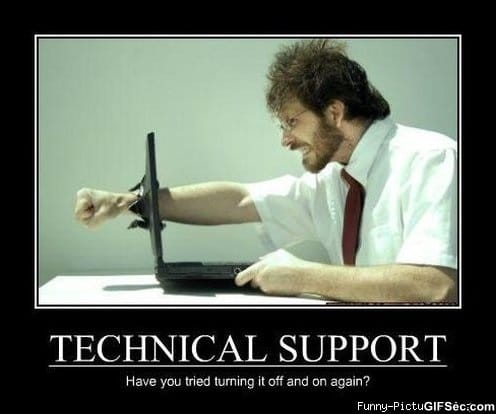 It Support Funny Quotes. QuotesGram