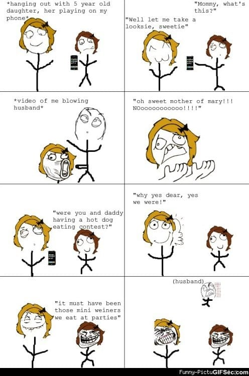 Rage Comics - Funny Pictures, MEME and Funny GIF from GIFSec.com