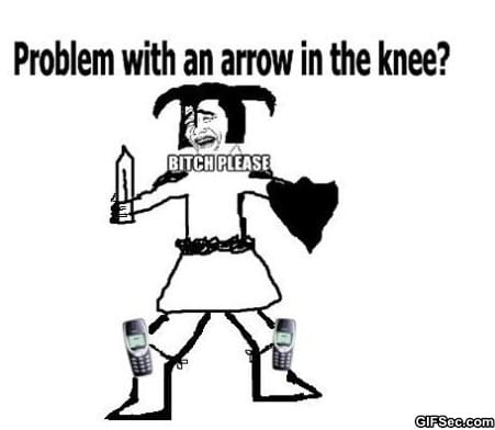 arrow-in-the-knee-meme
