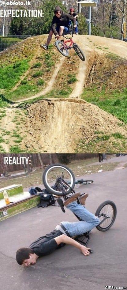 bmx-riding