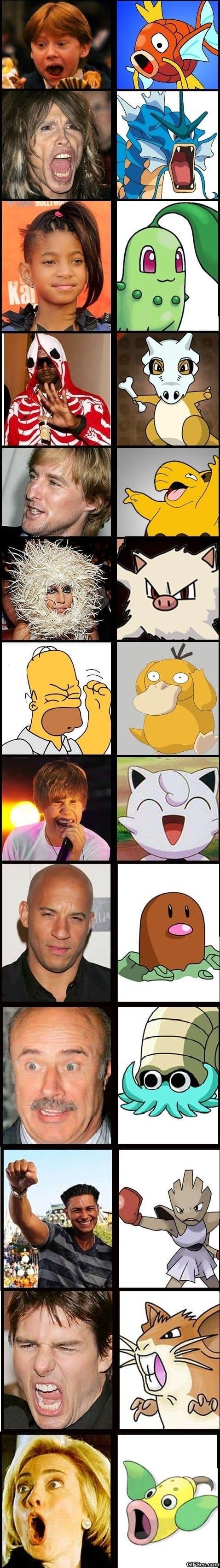 celebrity-look-alikes