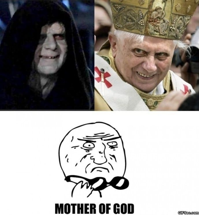 pope meme