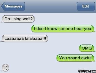 do-i-sing-well