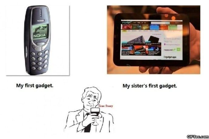 first-gadgets