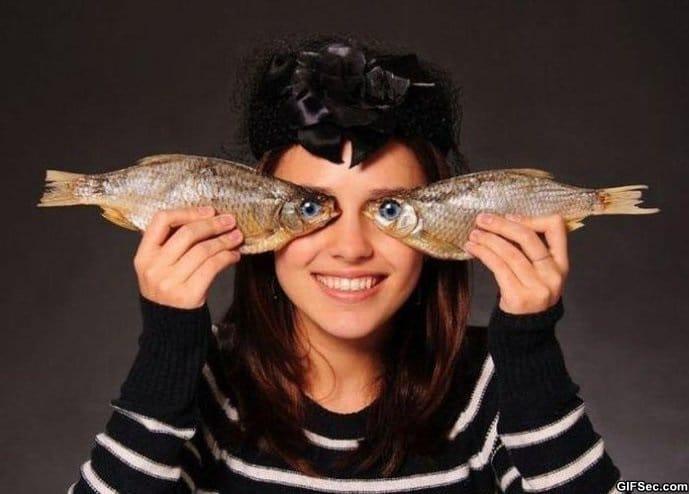 fishy-eyes