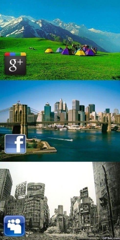google-plus-vs-facebook-vs-my-space