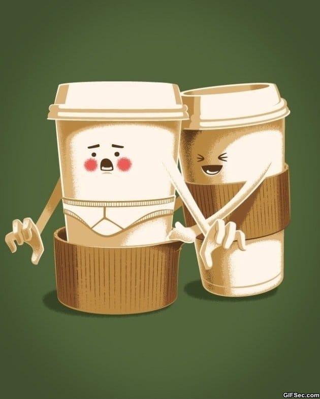 День, кофе картинки приколы