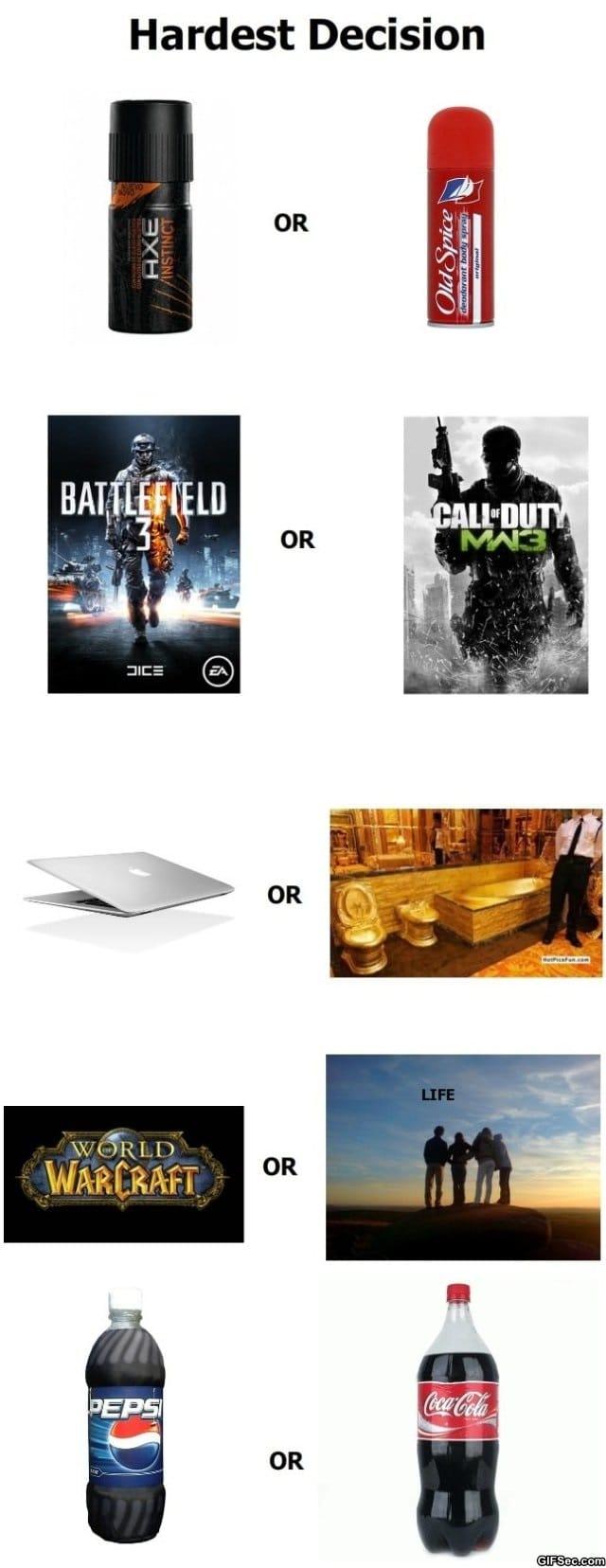 hard-decisions