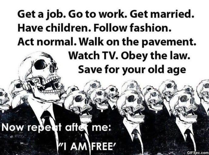 Jaz sem svoboden!
