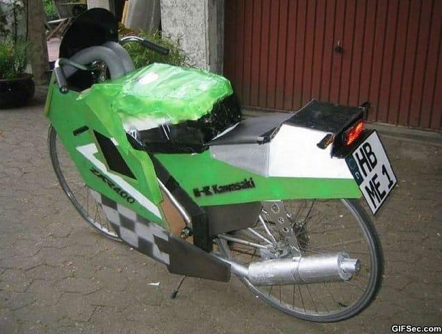 my-new-bike