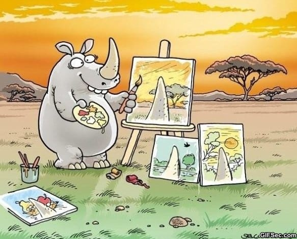 paintings-by-a-rhino