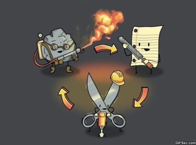 scissors-paper-rock