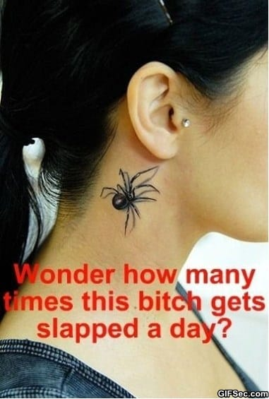 Spider Tattoo funny pictures