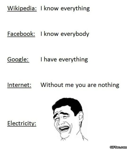 wikipedia-vs-facebook-vs-google-vs-internet-vs-electricity