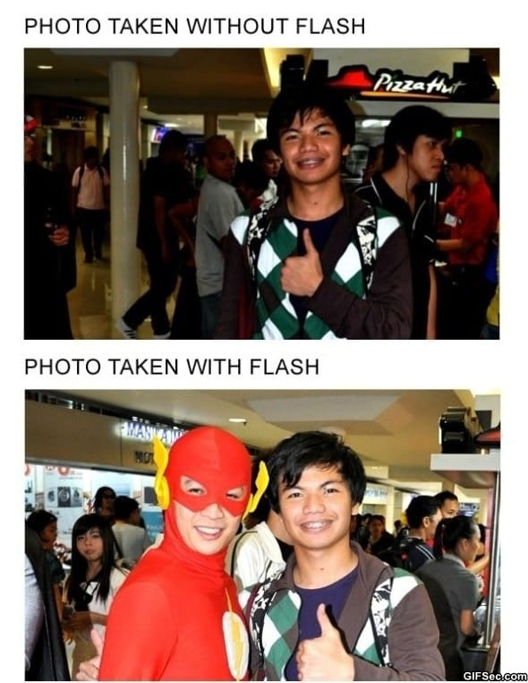 with-flash