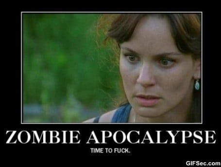 Fan made Vídeos / Memes / Imágenes divertidas (posibles spoilers ritmo sexta) - Página 3 Motivational-Pictures-Zombie-Apocalypse