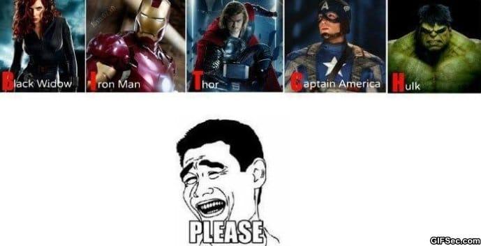 Las imagenes graciosas del día - Página 4 Funny-Pictures-The-Avengers-Bitch-please