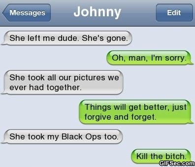 Funny SMS