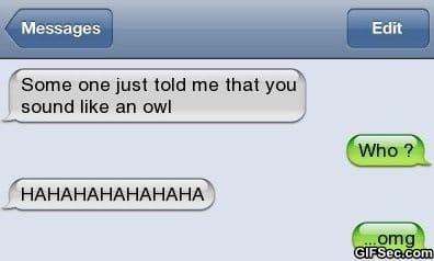 LOL SMS