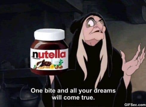 Nutella MEME