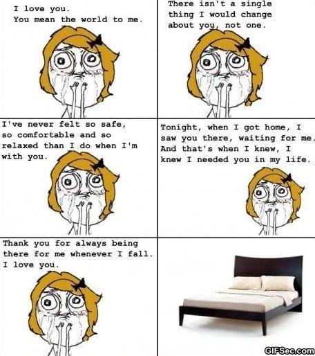 True Love Meme Funny : Rage comics true love g