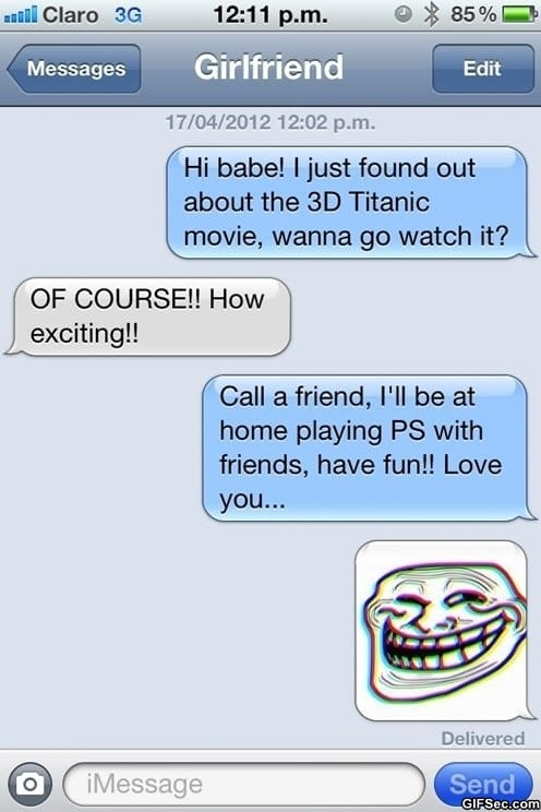 Pin Bf Gf Meme Goals on Pinterest Jealous Boyfriend Memes