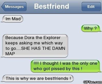 Damn you Dora