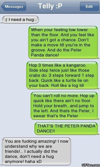Peter Panda Dance