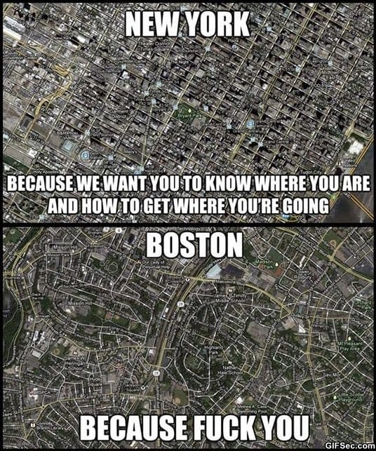 LOL – New York vs. Boston