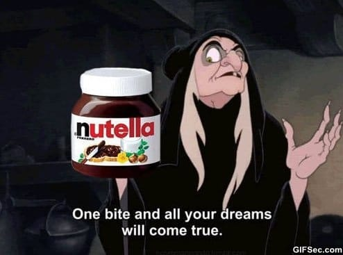 LOL - Nutella