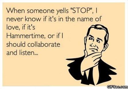 LOL - Stop