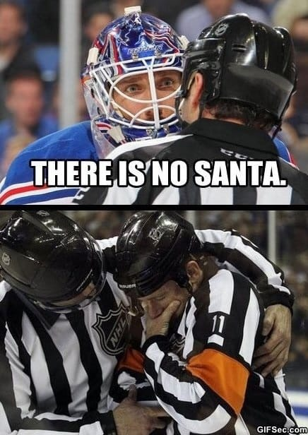lol-there-is-no-santa