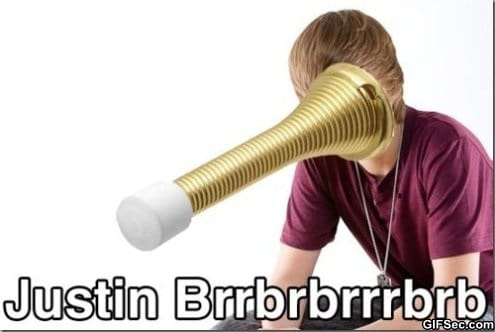 MEME - Justin Bieber