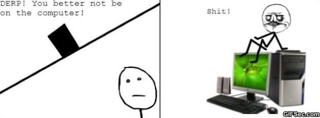 Comics - Shit