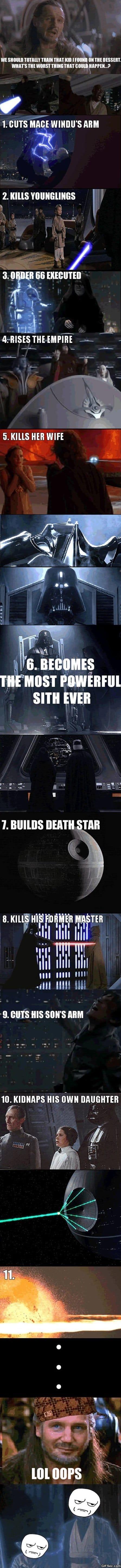 LOL - Darth Vader