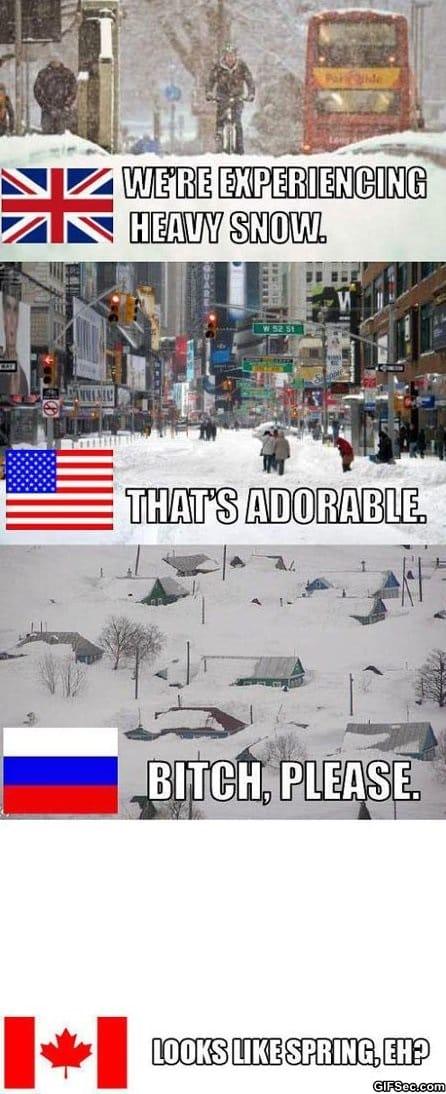 LOL - Snow