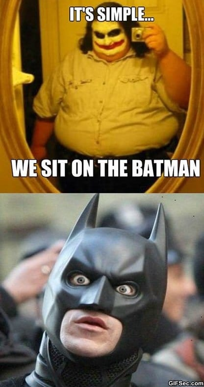 MEME - End of Batman