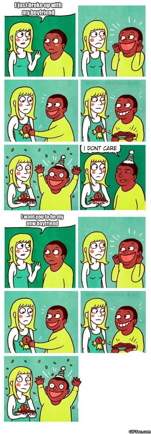 Funny - Boyfriend comics