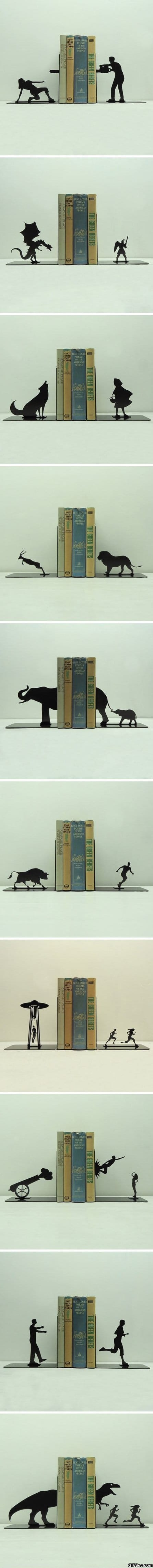 Funny - Creative Bookends