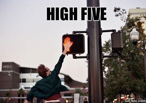 meme-high-five