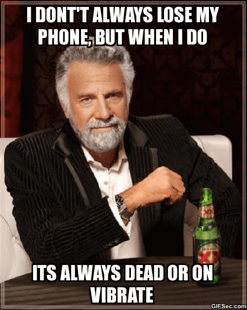 phones troll