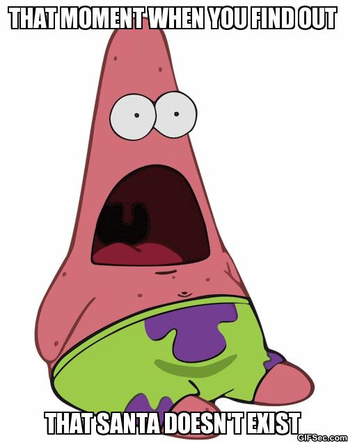 Surprised Patrick