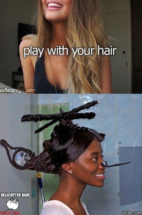 funny-hairplay