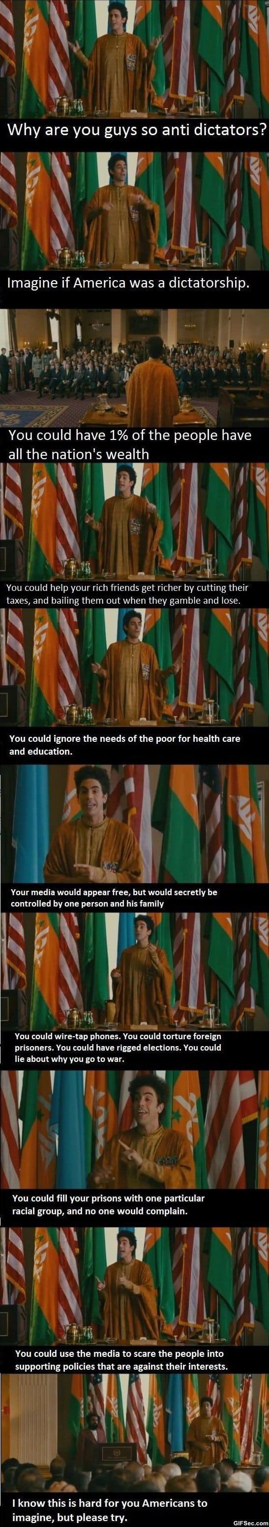 funny-imagine-if-america-was-a-dictatorship