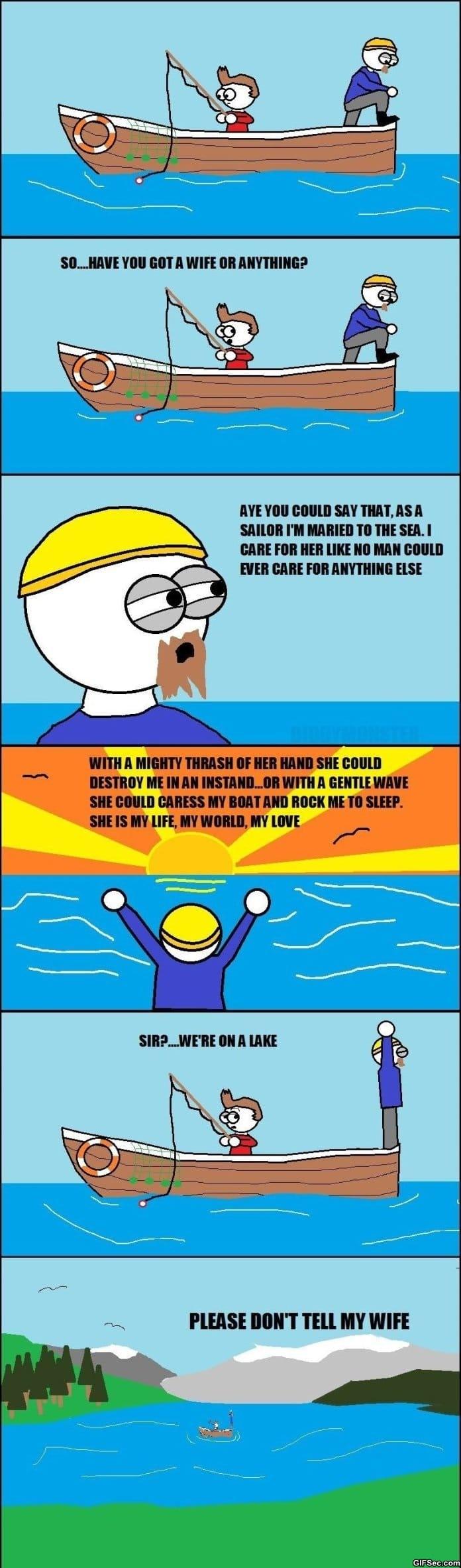 Funny - Sea