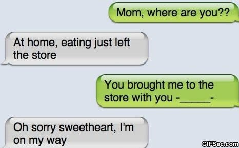 iPhone SMS - Best mom ever