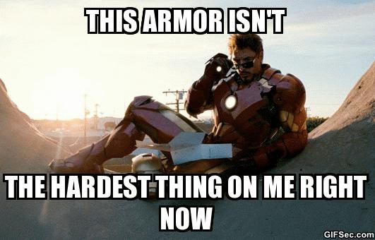 tony stark at it again