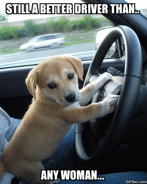 Still a better driver