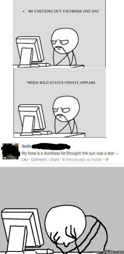 Wild Comment