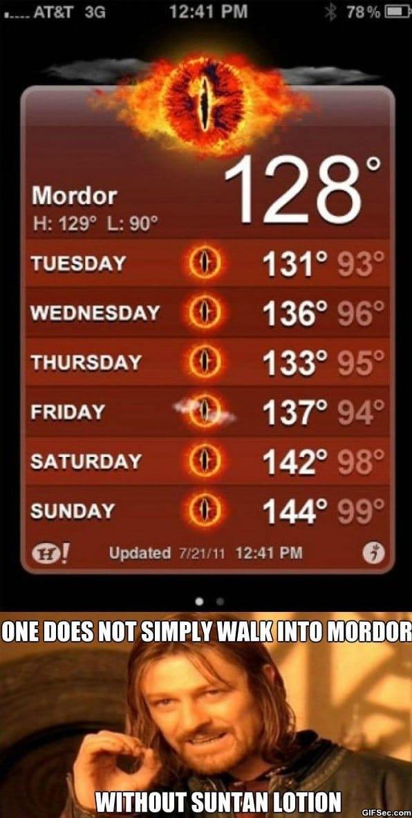 Too Damn Warm